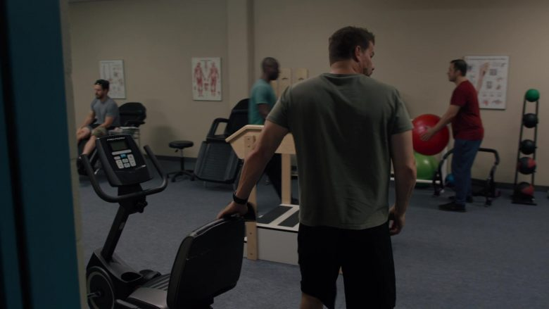 ProForm ‎Exercise Bike in SEAL Team Season 3 Episode 7 The Ones You Can't See (1)