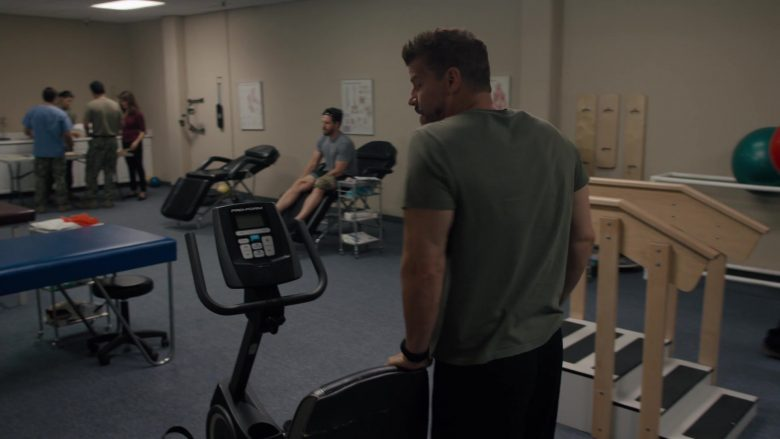 ProForm ‎Exercise Bike in SEAL Team Season 3 Episode 7 The Ones You Can't See (2)