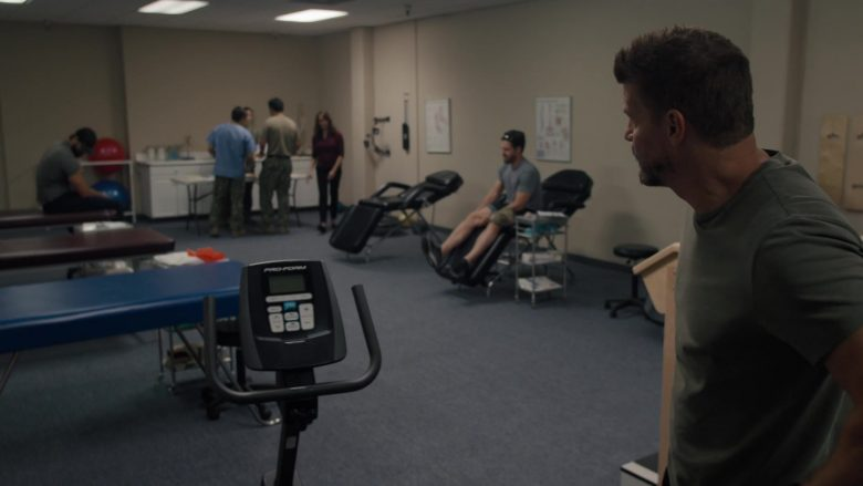 ProForm ‎Exercise Bike in SEAL Team Season 3 Episode 7 The Ones You Can't See (3)