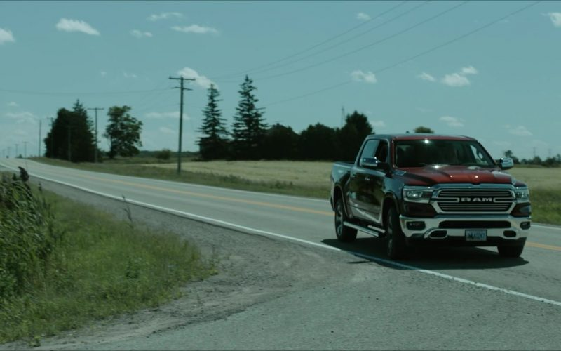 Ram 1500 Laramie Truck Used by Minka Kelly in Titans Season 2, Episode 11 (2)