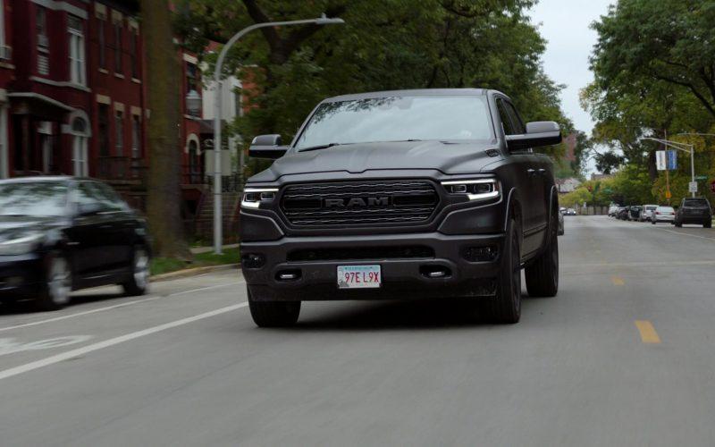 Ram Truck in Chicago P.D. Season 7 Episode 7 Informant (1)