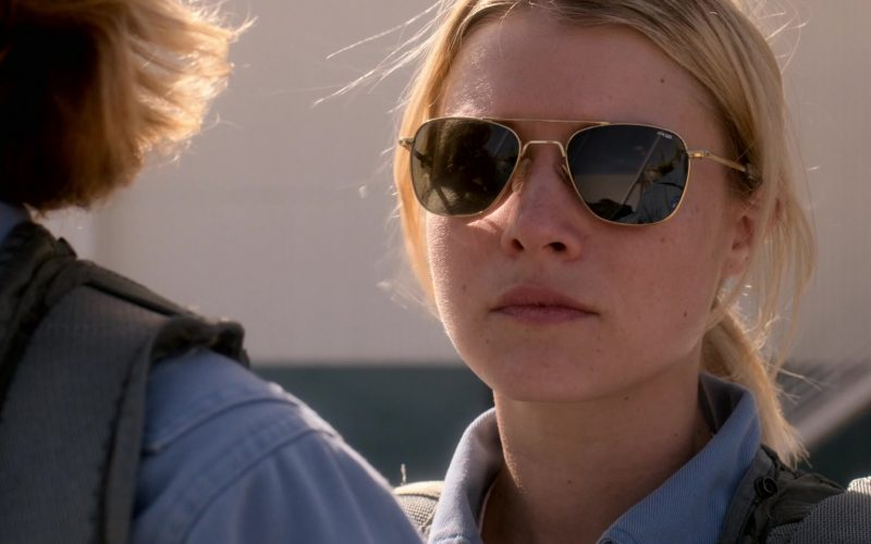 Randolph Engineering Sunglasses in For All Mankind Season 1 Episode 3 (1)
