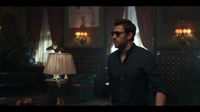 Ray-Ban Sunglasses Worn by John Krasinski in Tom Clancy's Jack Ryan Season 2 Episode 1