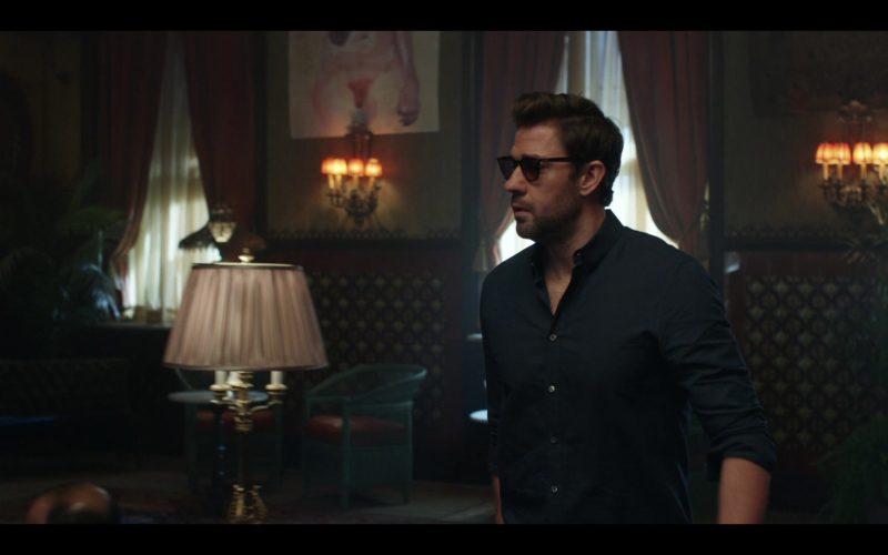 Ray-Ban Sunglasses Worn by John Krasinski in Tom Clancy's Jack Ryan Season 2 Episode 1
