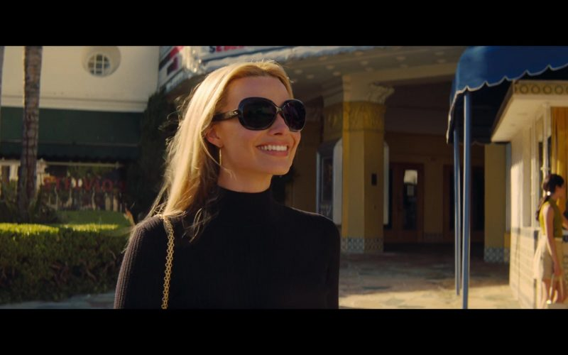 Ray-Ban Sunglasses Worn by Margot Robbie as Sharon Tate in Once Upon a Time … in Hollywood (4)