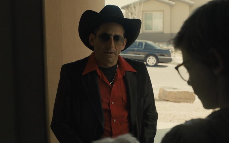 Ray-Ban Sunglasses Worn by Peter Jacobson in The Goldfinch (2019)