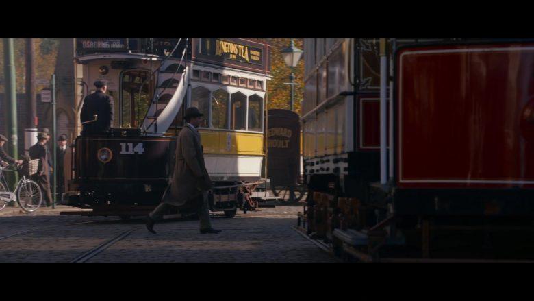 Ringtons Tea in Downton Abbey (2019)