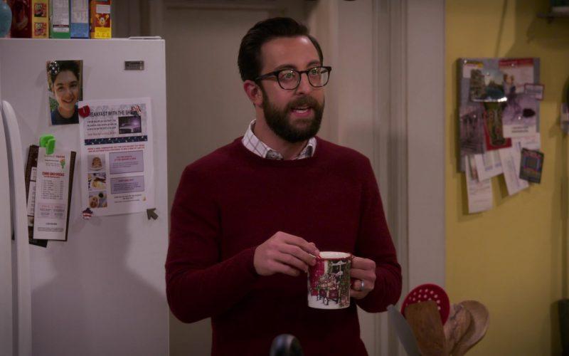 Ritz Crackers in Merry Happy Whatever Season 1 Episode 6 Merry Ex-Mas (2019)