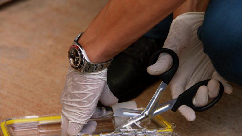 Rolex Watch Worn by Jay Hernandez as Thomas in Magnum P.I. Season 2 Episode 8