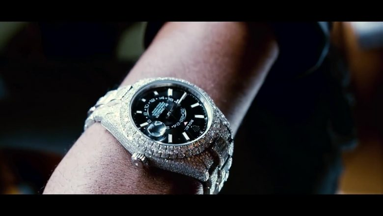 Rolex Watch Worn by Young Dolph in Tric Or Treat (2019) - Official Music Video Product Placement