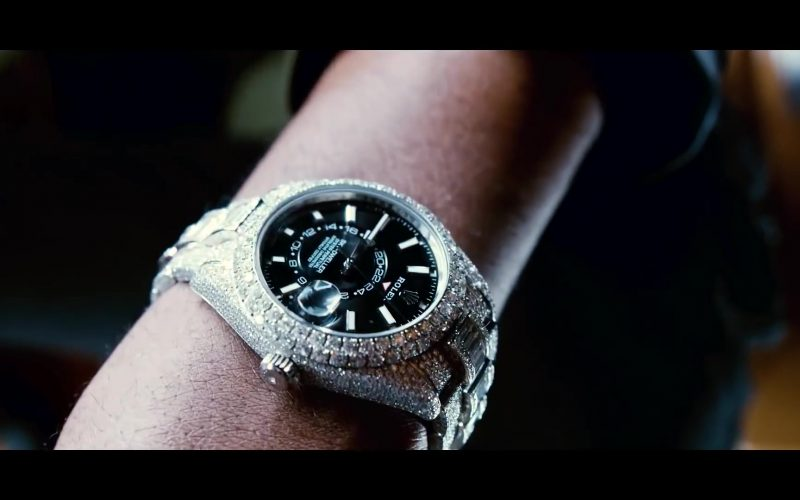 Rolex Watch Worn by Young Dolph in Tric Or Treat (2019)