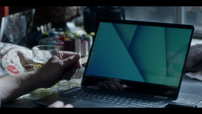Samsung Laptop in Tom Clancy's Jack Ryan Season 2 Episode 4 Dressed to Kill (2019)