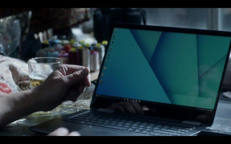 Samsung Laptop in Tom Clancy's Jack Ryan Season 2 Episode 4 Dressed to Kill (2019)