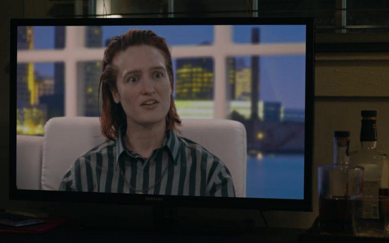 Samsung TV in Mr. Mercedes Season 3 Episode 8 Mommy Deadest