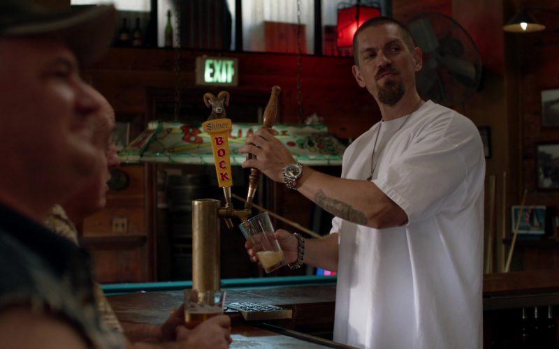 Shiner Bock Beer in Shameless Season 10 Episode 3 Which America (2019)