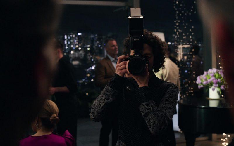 Sony Godox Camera in The Morning Show Season 1 Episode 5