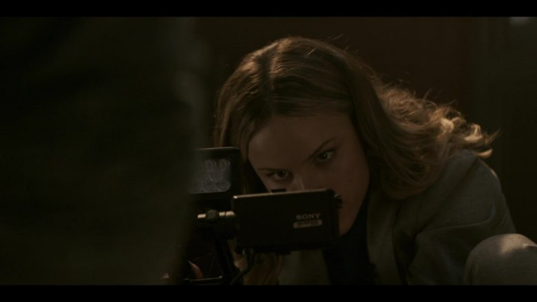 Sony Video Camera in Prodigal Son Season 1 Episode 7 Q&A (1)