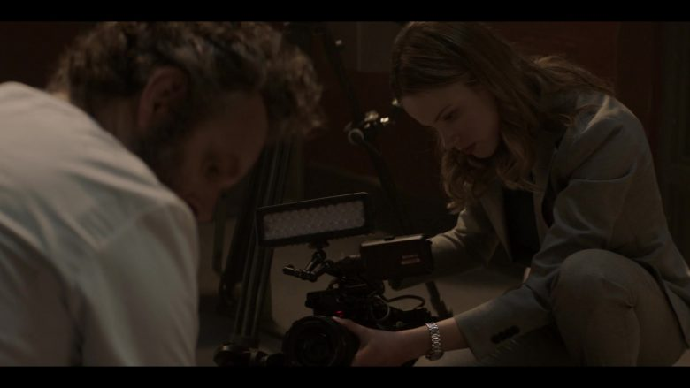 Sony Video Camera in Prodigal Son Season 1 Episode 7 Q&A (2)