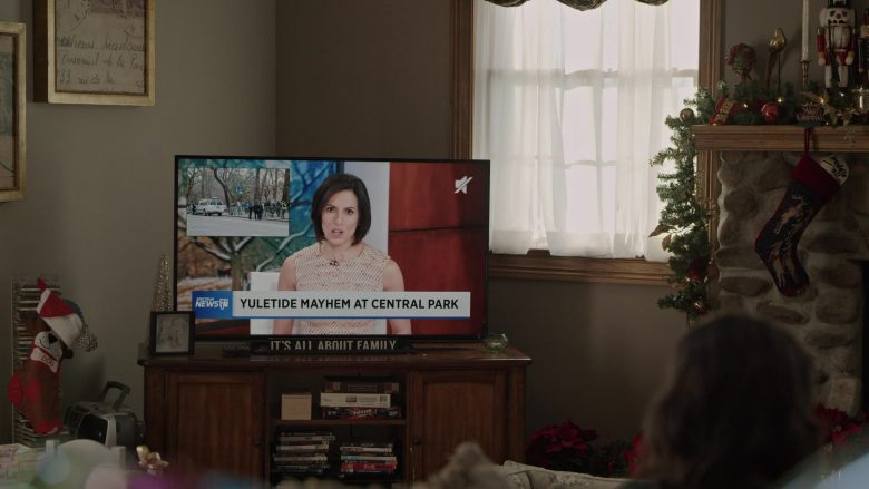 Spectrum News Television Channel in Mr. Robot Season 4 Episode 5 405 Method Not Allowed