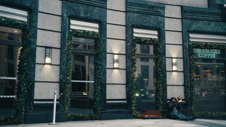 "Starbucks Coffeehouse in Mr. Robot Season 4 Episode 5 ""405 Method Not Allowed"" (2019) TV Show"