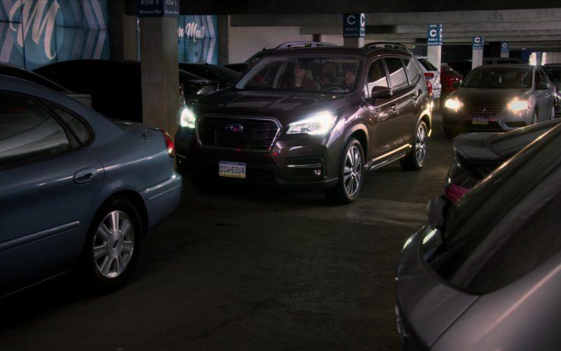 Subaru Car in Merry Happy Whatever Season 1 Episode 4 Happy Mall-idays (2019)