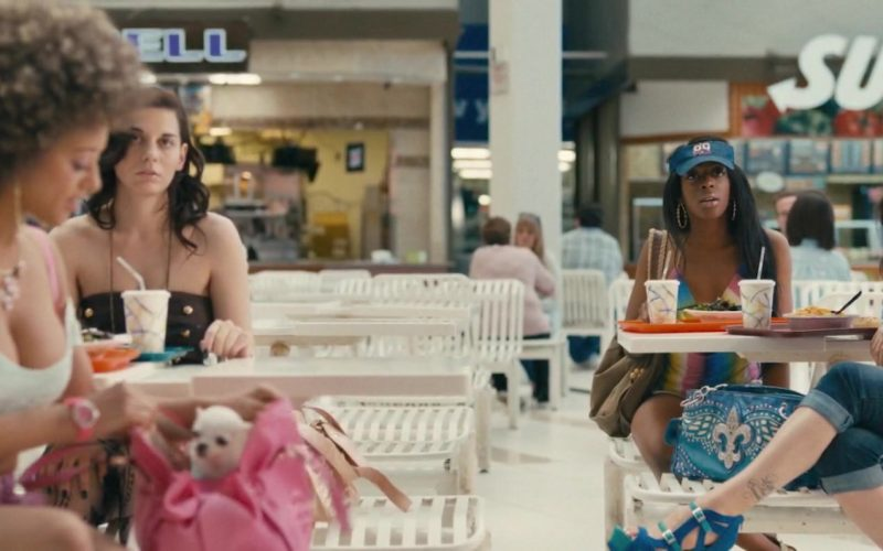 Subway Restaurant in Hustlers (2019)