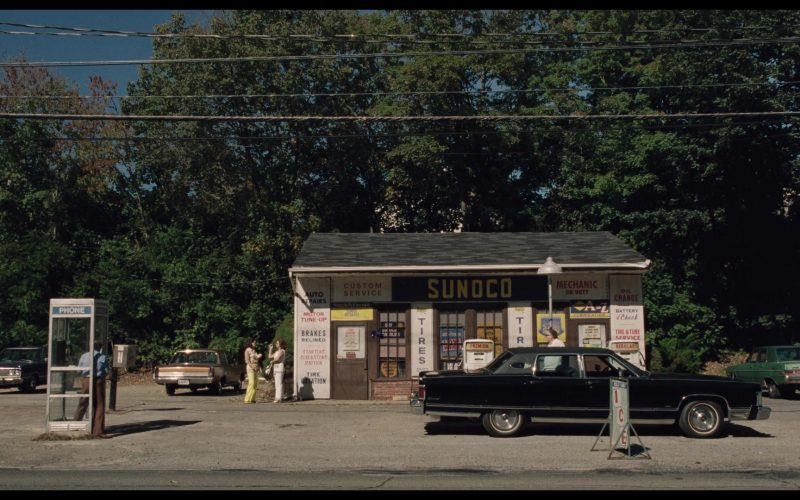 Sunoco in The Irishman (2019)
