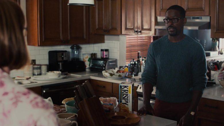Sunshine Krispy Original Saltine Crackers in This Is Us Season 4 Episode 9 (3)