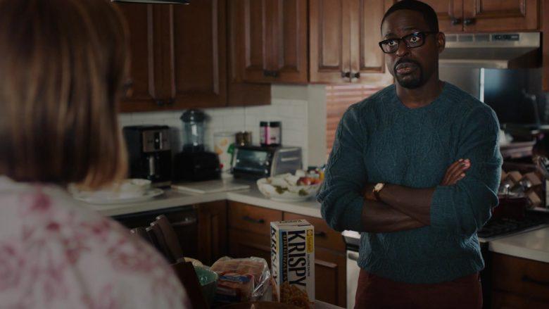 Sunshine Krispy Original Saltine Crackers in This Is Us Season 4 Episode 9 (4)