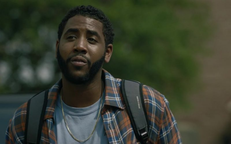 SwissGear Backpack Used by Jharrel Jerome as Jerome Robinson in Mr. Mercedes Season 3 Episode 10 (3)