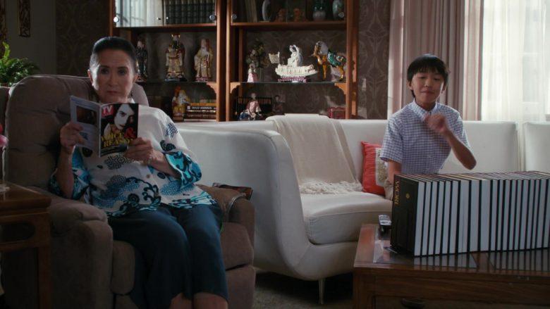 TV Guide Magazine in Fresh Off the Boat Season 6 Episode 9