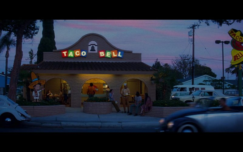 Taco Bell Restaurant in Once Upon a Time … in Hollywood (2019)