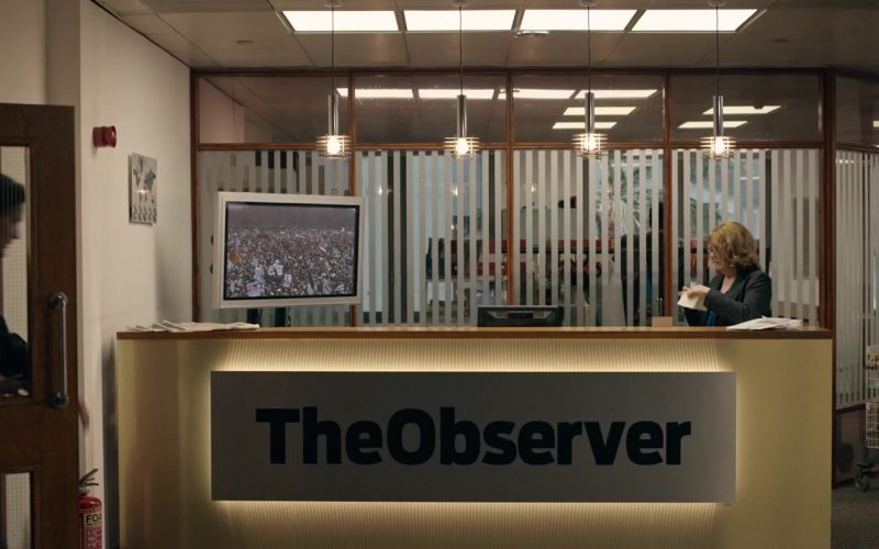 The Observer Newspaper in Official Secrets (1)
