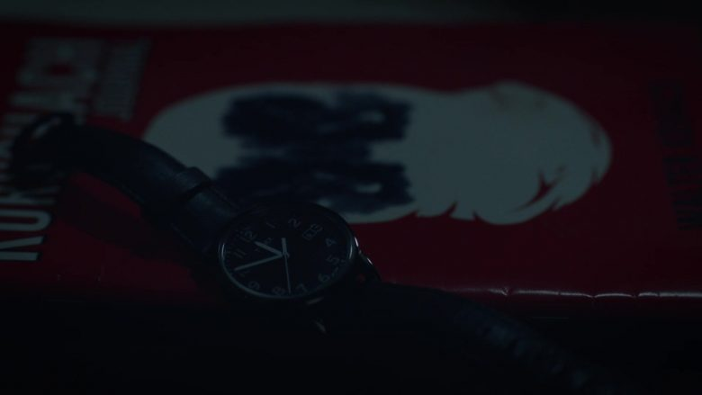 "Timex Watch in Watchmen Season 1 Episode 3 ""She Was Killed by Space Junk"" (2019) - TV Show Product Placement"