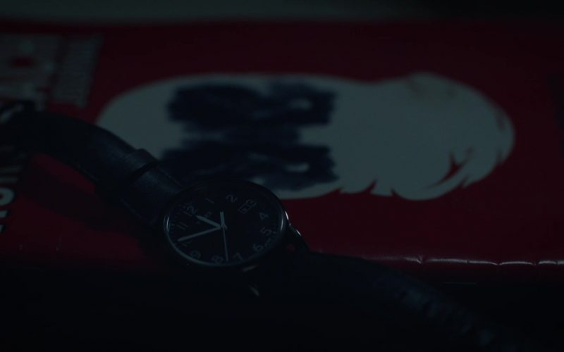 Timex Watch in Watchmen Season 1 Episode 3 She Was Killed by Space Junk (2019)