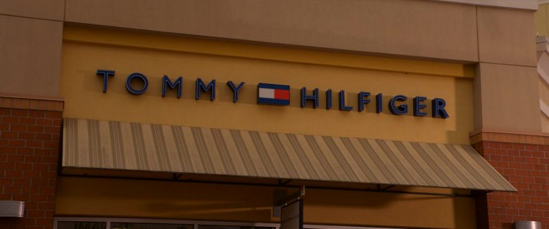 Tommy Hilfiger Store in Noelle (2019) - Movie Product Placement