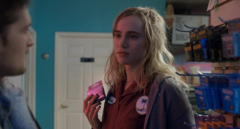 Trojan Condoms in Burn (2019) - Movie Product Placement