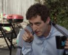 Twitter Mug Held by Thomas Middleditch as Richard Hendricks in Silicon Valley Season 6 Episode 2 (2)