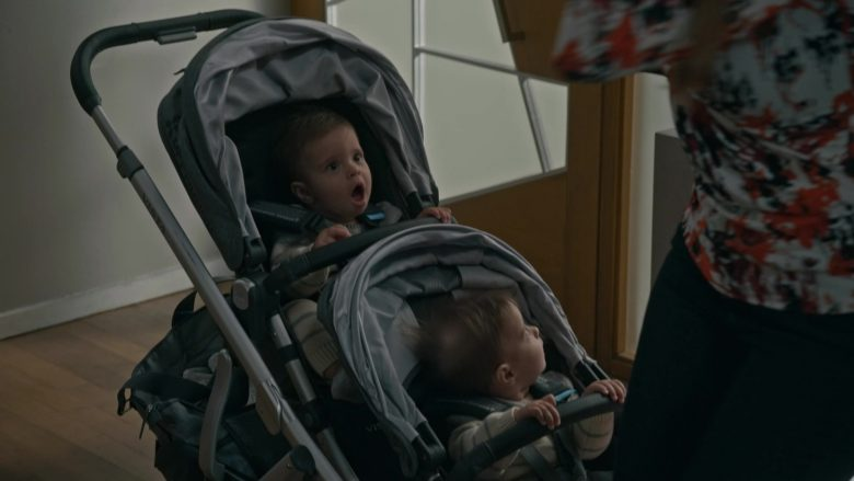 UPPAbaby Vista Double Stroller in Modern Family Season 11 Episode 6