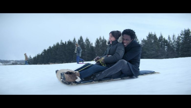 Ugg Women's Snow Boots Worn by Isabela Moner in Let It Snow (2)