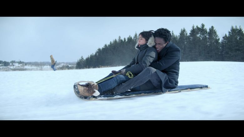 Ugg Women's Snow Boots Worn by Isabela Moner in Let It Snow (3)