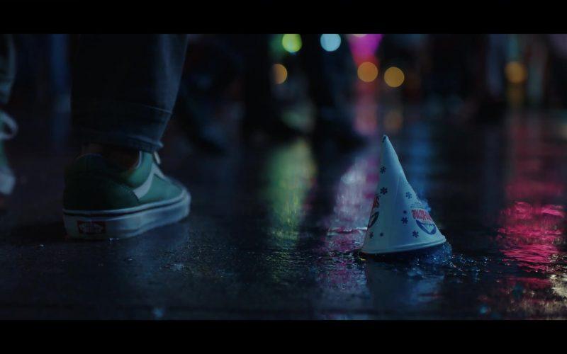 Vans Green Shoes Worn by Ryan Potter as Gar in Titans Season 2 Episode 13