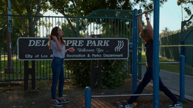 Vans Shoes Worn by Daniela Ruah and Nike Sneakers Worn by Eric Christian Olsen in NCIS Los Angeles Season 11 Episode 8 (1)