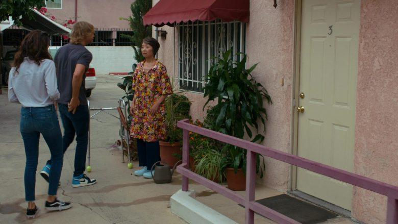 Vans Shoes Worn by Daniela Ruah and Nike Sneakers Worn by Eric Christian Olsen in NCIS Los Angeles Season 11 Episode 8 (2)