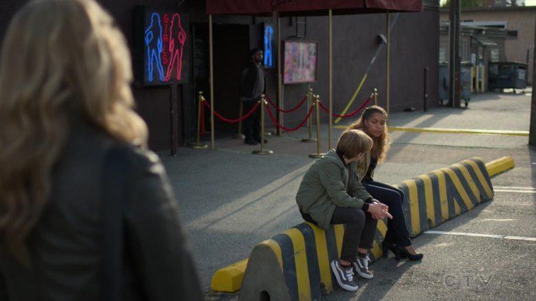 Vans Shoes in The Good Doctor Season 3 Episode 7 SFAD (2019)