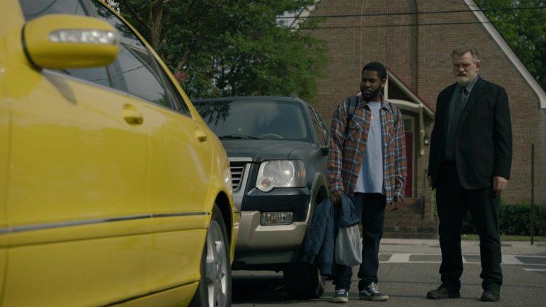 Vans Sneakers Worn by Jharrel Jerome as Jerome Robinson in Mr. Mercedes Season 3 Episode 10