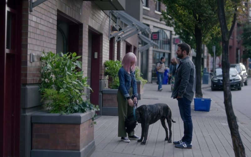 Veja Men's Blue Sneakers Worn by James Roday as Gary Mendez in A Million Little Things Season 2 Episode 6 (1)