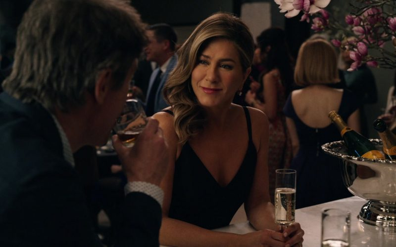 Veuve Clicquot Champagne Enjoyed by Jennifer Aniston as Alex Levy in The Morning Show Season 1 Episode 5 (2)