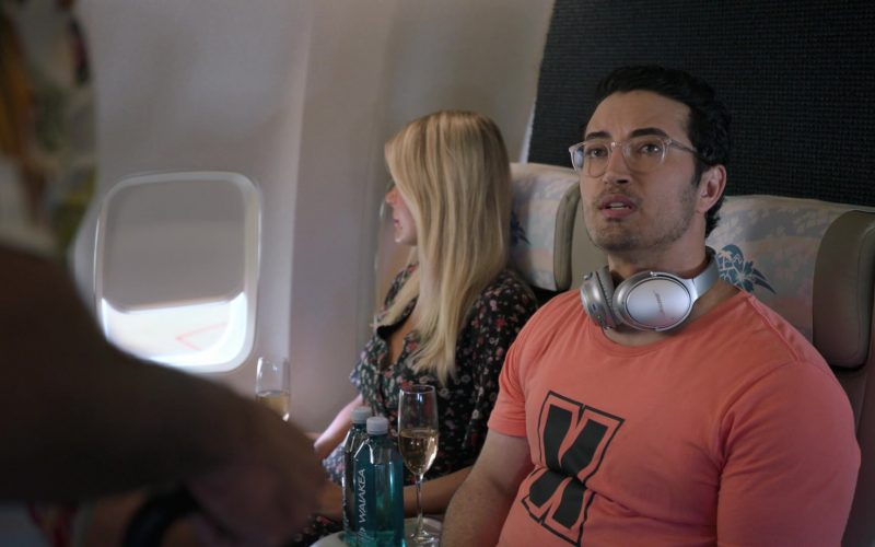Waiakea Bottled Water and Bose Headphones in Silicon Valley Season 6 Episode 5