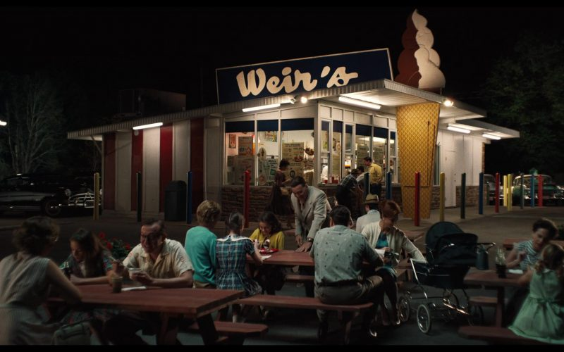 Weir's Ice Cream Shop in The Irishman
